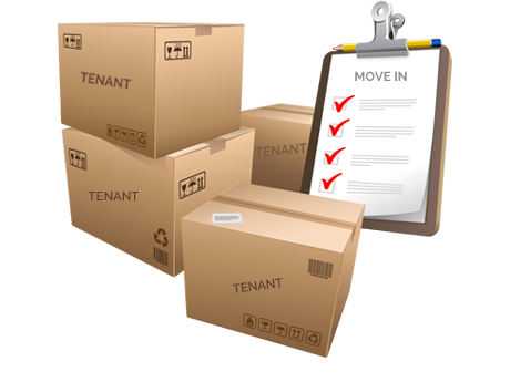 Tenant Move In Move Out Checklists