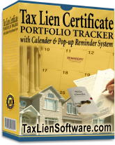 Tax Lien Software