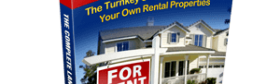 A RECIPE FOR ATTRACTING AND KEEPING GOOD TENANTS
